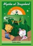 Mystie et Dagobert en Écosse - livre enfant
